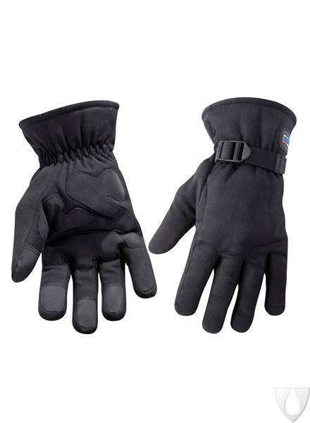 2237 Blåkläder Gevoerde Handschoen Ambacht