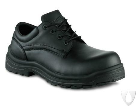 Redwing 3235 Men S Oxford Black Oilworkwear