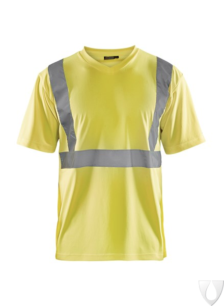 3313 Blåkläder T-Shirt High Vis
