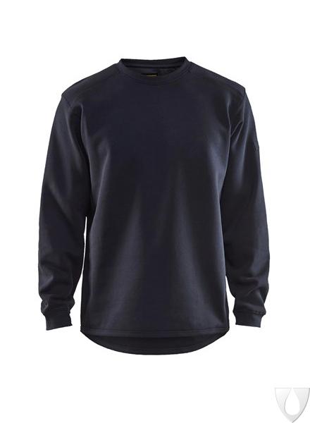 3335 Blåkläder Sweatshirt