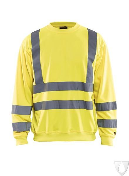 3341 Blåkläder Sweatshirt High Vis
