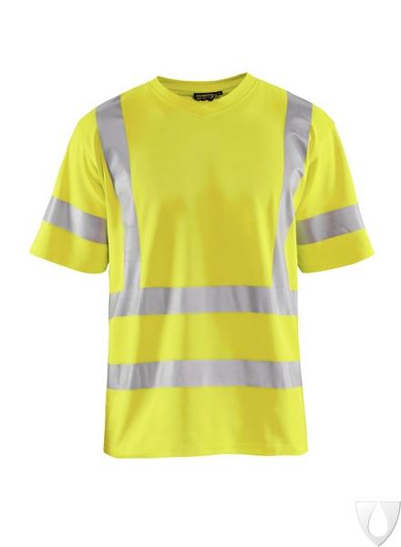 3380 Blåkläder UV T-Shirt High Vis