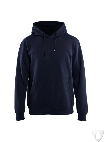 3369 Blåkläder Hooded sweatshirt