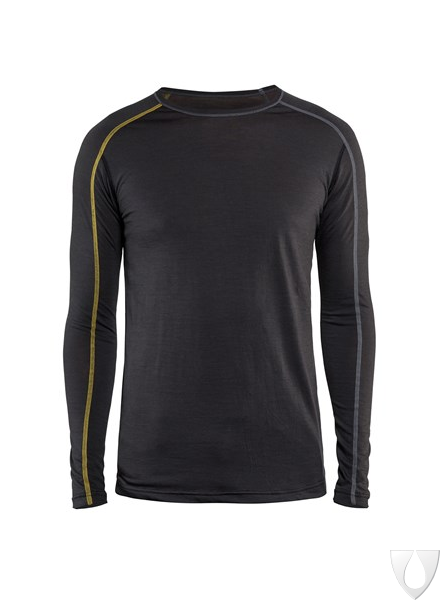 4779 Blåkläder Onderhemd Xlight 100% Merino