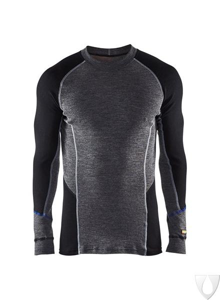 4897 Blåkläder Onderhemd 100% Merino Warm