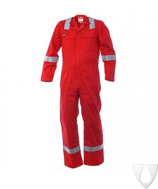 Mammoet Summer Coverall 610024