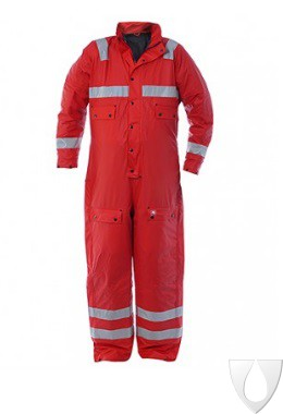 Mammoet Insulated Winter Coverall 610026
