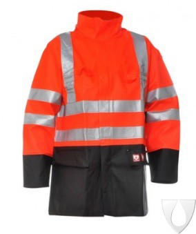 Mammoet Rain Jacket 610027