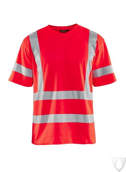 8947 Blåkläder UV T-Shirt High Vis