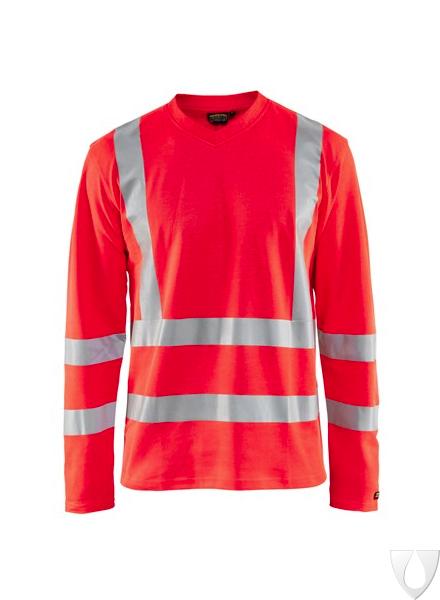 8948 Blåkläder UV T-Shirt High Vis