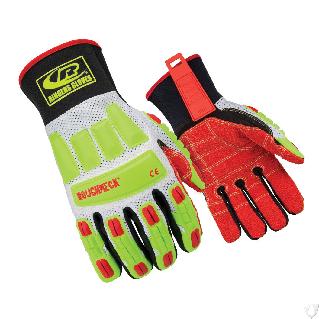 Ringers Gloves R-298 Roughneck Vented