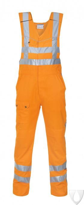 048460 Hydrowear Body Trouser Beaver Albergen EN471 RWS