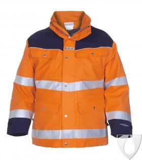 04026006P Hydrowear Parka Feldkirchen Simply No Sweat  EN471 Bicolour