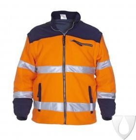 04026006F Hydrowear Polar Fleece Feldkirchen EN471 Bicolour