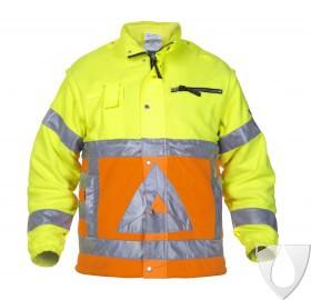 04026004 Hydrowear Polar Fleece Vest Florence EN471