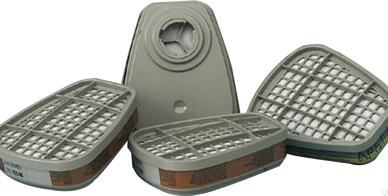 3M Gas- en dampfilters t.b.v. 6000 Series
