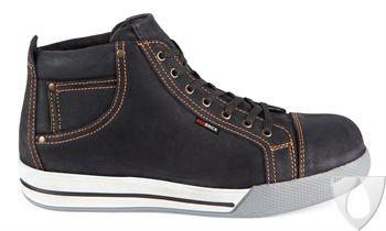 Redbrick Gold zwart S3 boot. 31502