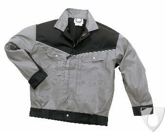 045487 Hydrowear Jacket Image Line Goteborg Grey/Black