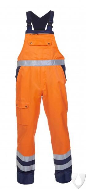 Hydrowear Bib Trousers Beaver Hanoi EN471