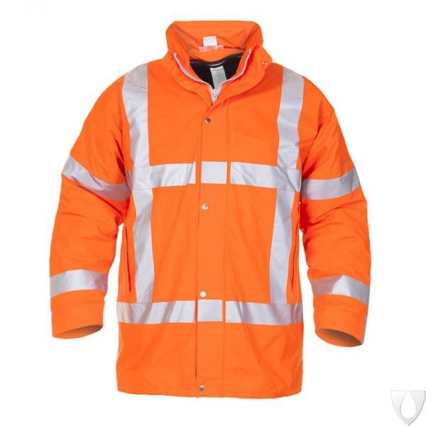 016850 Hydrowear Parka Hydrosoft Oxford(Orange or Yellow)