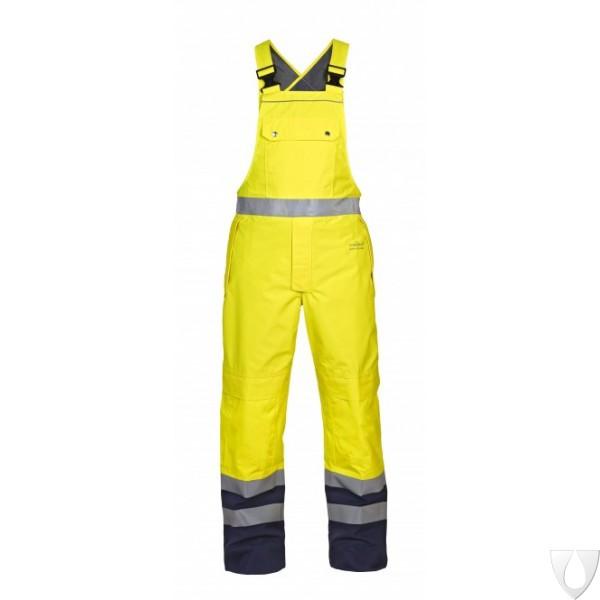 072260 Hydrowear Bib Trouser Utting(Yellow or Orange)