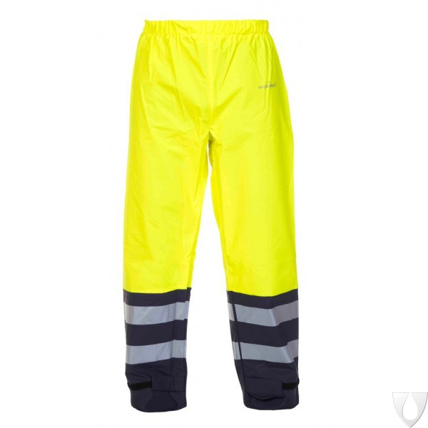 014585 Hydrowear Trousers Hydrosoft Vancouver EN471 Bicolour(Yellow or Orange)