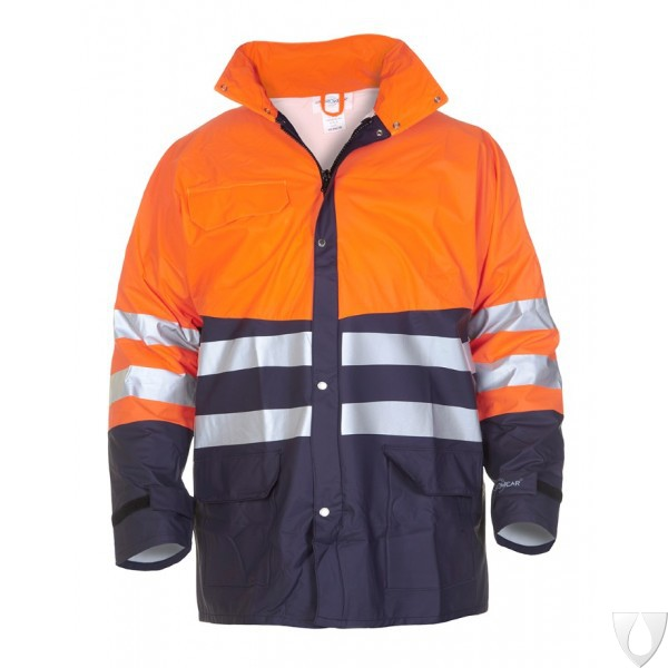 015011 Hydrowear Jacket Hydrosoft Vernon EN471 Bicolour(multiple colour combinations available)