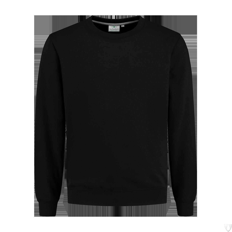 SRO 300 Indushirt Sweater 60/40 kat/pol Zwart