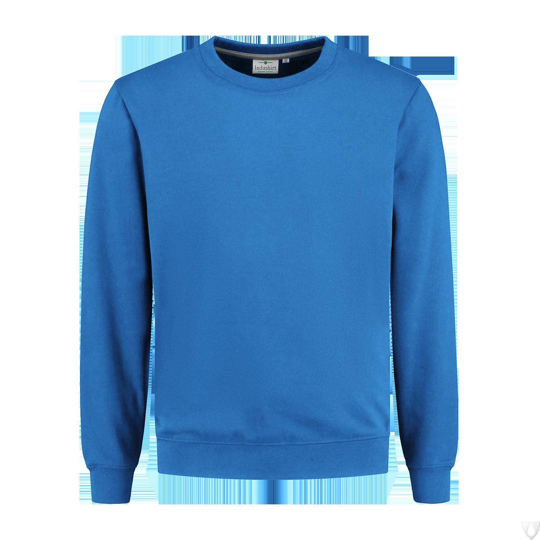SRO 300 Indushirt Sweater 60/40 kat/pol Korenblauw