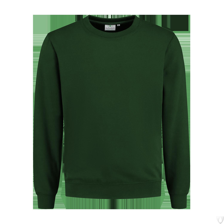 SRO 300 Indushirt Sweater 60/40 kat/pol Groen