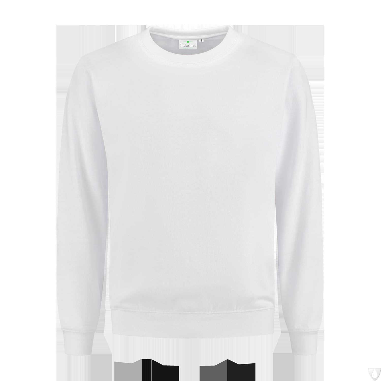 SRO 300 Indushirt Sweater 60/40 kat/pol Wit