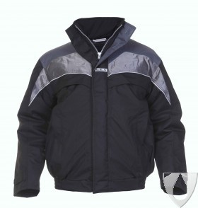 04026019 Hydrowear Jacket Kaprun Simply No Sweat Black/Grey