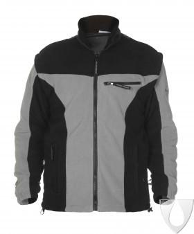 04026015 Hydrowear Polar Fleece Kingston Grey/Black
