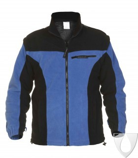 04026013 Hydrowear Polar Fleece Kolding Royal blue/Black