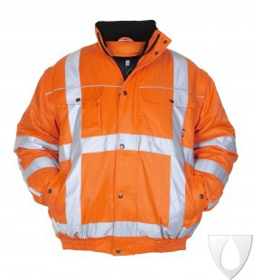 FUW - Hydrowear Pilot Jacket Oranje