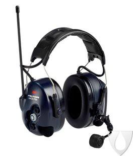 3M Peltor Litecom Plus Headset 32040708