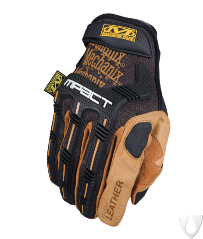 Mechanix Handschoen M-Pact Leather LMP-75