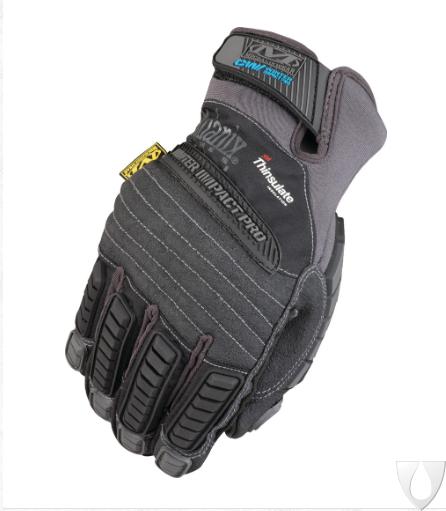 Mechanix Handschoen CW Impact Pro Gloves Small MCW-IP