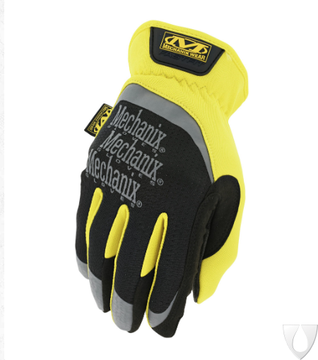 Mechanix Handschoen FastFit Yellow MFF-01