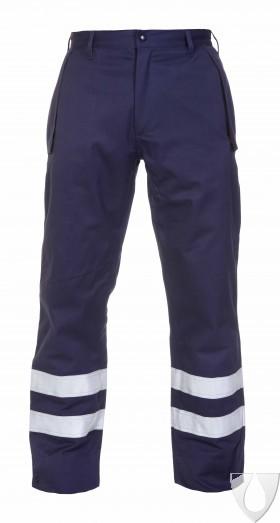 043405 Hydrowear Monaco werkbroek Atex Reflectie Marine