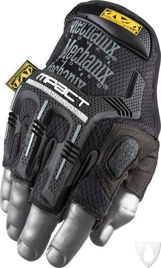 Mechanix Handschoen M-pact Fingerless Covert MFL-55