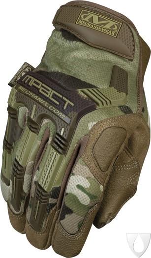 Mechanix Handschoen Tactical M-pact Multicam MPT-78