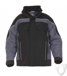 042505 Hydrowear Pilot Jacket Rimini Simply No Sweat