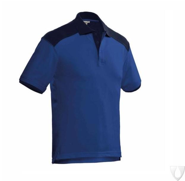 CBS - Poloshirt Tivoli royal blue/navy