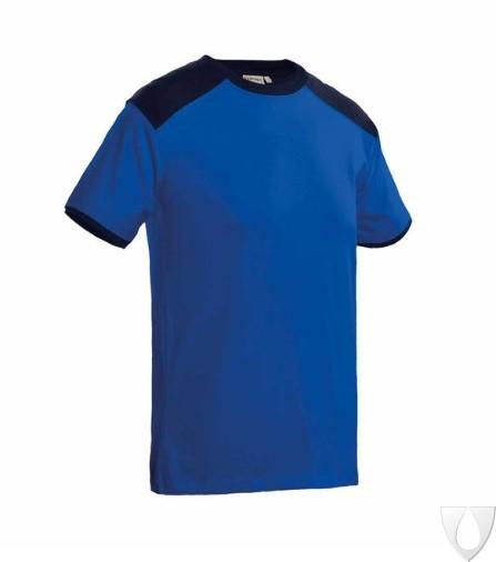 CBS - T-shirt Tiesto Royal blue/navy