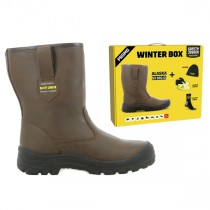 Safety Jogger Alaska Laars S3 WINTERBOX