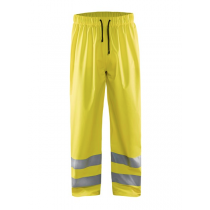 1384 Blåkläder Regenbroek High Vis Level 1