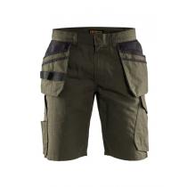 1494 Blåkläder Short met spijkerzakken
