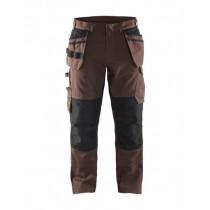 1496 Blåkläder werbroek met stretch en spijkerzakken