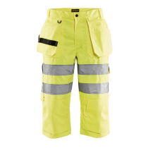 1539 Blåkläder piraatbroek High Vis